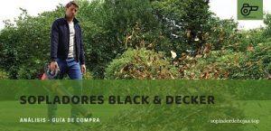 mejores sopladores black and decker